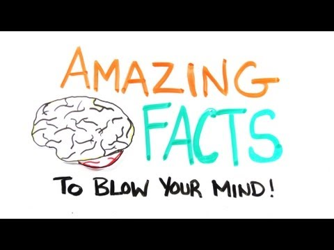 mind - TWEET IT - http://clicktotweet.com/2RFtj Time for some more interesting facts to make your head explode! Now you can sound even smarter around your friends w...
