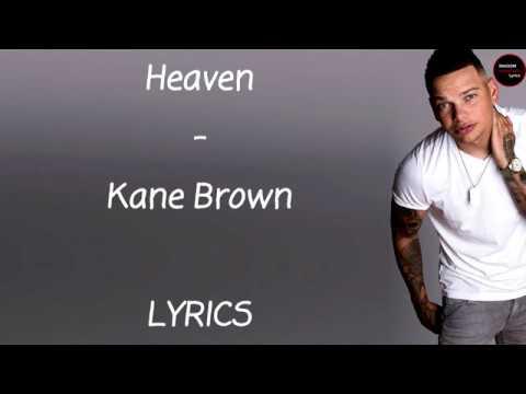Video Kane Brown - Heaven Lyrics download in MP3, 3GP, MP4, WEBM, AVI, FLV January 2017
