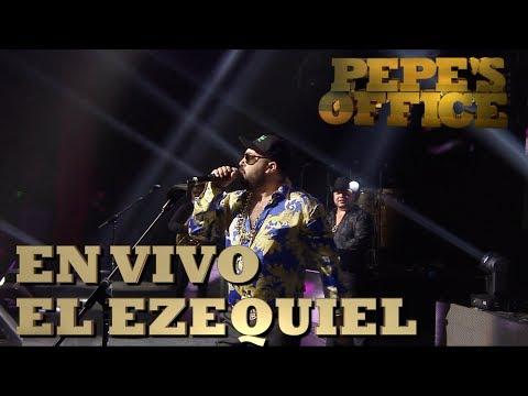 EL EZEQUIEL LE CANTA CHICO ENAMORADO A LENIN RAMÍREZ! - Pepe's Office - Thumbnail