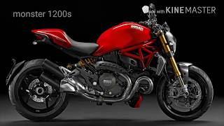 8. TOP SPEED DUCATI MONSTER  1200S