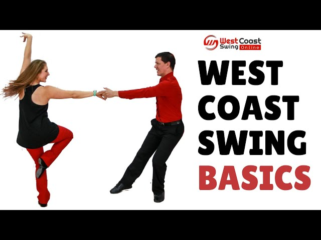 West Coast Swing Basic Steps - Beginner