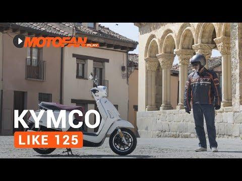 Vídeos de la Kymco Like 125