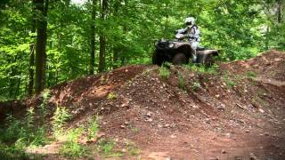 2. ATV TEST RIDE: 2012 Honda Foreman 500