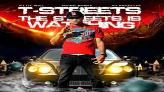 "Download Lagu T-Streets Ft. Lil Wayne "" Red Bandana "" Lyrics (Free To The Streets Is Watching Mixtape) Mp3"