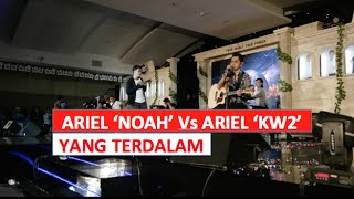 Video Ariel - Yang Terdalam (Ariel 'NOAH' Vs Ariel 'KW2) MP3, 3GP, MP4, WEBM, AVI, FLV Desember 2017