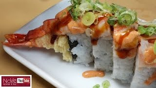 Monster Roll - DIY How To Make Sushi Series by Diaries of a Master Sushi Chef