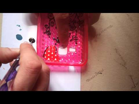 Fundas moviles personalizadas videos videos - Como decorar una funda de movil transparente ...