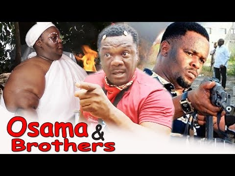 Osama And Brothers Part 1 - Zubby Michael & Kevin Ikeduba Latest Nigerian Nollywood Movies.