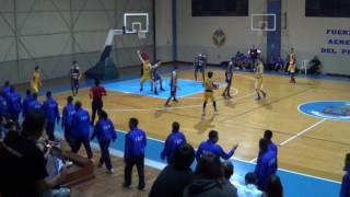 Liga Deportiva Mixta de Basquetball de Lima (LBL) - Superior Varones - Apertura - Play Off Semifinal - 1ra. Fecha