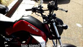 3. 2017 KYMCO K PIPE 125 FIRST 300 MILE REVIEW 06 10 17