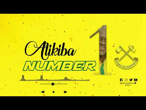 Alikiba - NUMBER 1 (Official Audio)