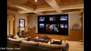 Living Room Home Theater Room Design Ideas Thanks for Watching. Don't forget to subscribe, like, share, and comments. Subscribe now to get more cool design i...