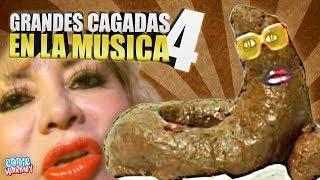 Las peores cagadas en la música reunidas en un solo lugar.Vídeos Completos: 5. https://www.youtube.com/watch?v=dIiDx-qa6mw4. https://www.youtube.com/watch?v=P7e3M6FeOsw&app=desktop3. https://www.youtube.com/watch?v=11pSzCBwS5g&feature=youtu.be2. https://youtu.be/NqqS5sWRk0s1. https://youtu.be/_fuzeUCv9bwSUSCRIBETE A MI CANAL ES GRATIS :DSIGUEME EN MIS REDES SOCIALES.