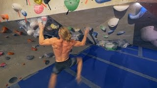 The Mighty Thor Has Found A Real Enemy! (part 2) by Eric Karlsson Bouldering
