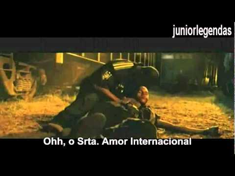 Chris Brown ft Pitbull   International Love Legendado