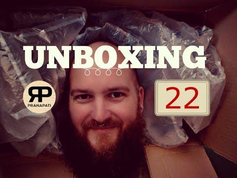 Unboxing #22 - vykládací karty Jak nahoře, tak dole (As above, So below)