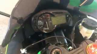 7. Kawasaki Ninja ZX6R 2014 review