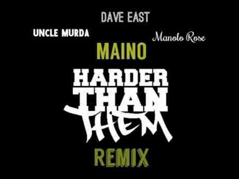 Maino Ft Uncle Murda & Dave East & Manolo Rose - Harder