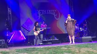 Beth Ditto - I Wrote The Book - live in Hamburg 9. Juli 2018