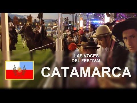 CATAMARCA | Las Voces del Festival de Jesús María 2016