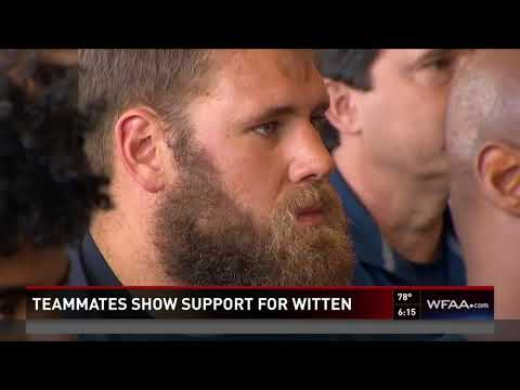 Jason Witten says emotional goodbye to Cowboys