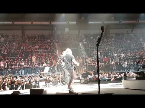 Metallica - Balls to the Wall (Accept Cover) - live @ Arena Leipzig 2018