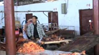 Ganzi China  city photos gallery : The Ganzi Market, Eastern Tibetan Plateau, China