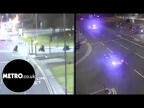 Shocking 90mph Bike Chase Through The Streets Of Liverpool | Metro.co.uk