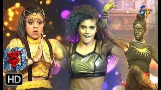 Dhee 10 |  3rd January 2018 | Full Episode | ETV Telugu