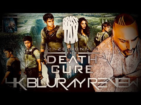 Maze Runner The Death Cure 4K Bluray Review I HDR10 I Dolby Atmos