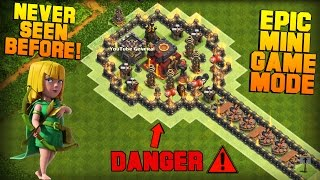 Video Clash of Clans | TH10 Mini Game Base | Lollipop | Epic Game Mode + Funny Fails[Friendly Battle 2016] MP3, 3GP, MP4, WEBM, AVI, FLV Oktober 2017
