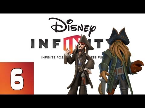 Disney Infinity: Pirates of the Caribbean - Part 6 (Walkthrough, Gameplay, Commentary)