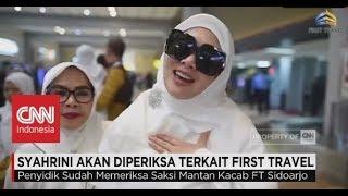 Syahrini Akan Diperiksa Sebagai Saksi Terkait Kasus First Travel