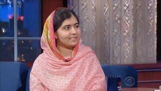 The Late Show Celebrates International Women's Day