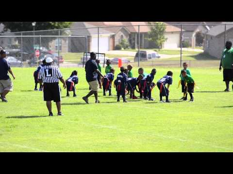 Killeen Cowboys vs Ducks 19 SEP 2015 (Offense)