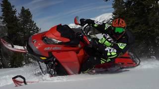 8. SLEDHEAD 24-7 | Ski-doo Backcountry X-RS 850
