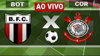 Corinthians x Botafogo-SP Ao Vivo