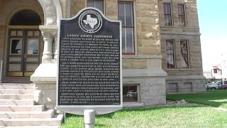 Hallettsville (TX) United States  city images : Lavaca County Courthouse (Part 1) - Hallettsville, Texas