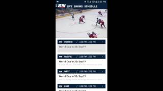 Sportsnet App Preview Android by Sportsnet Canada