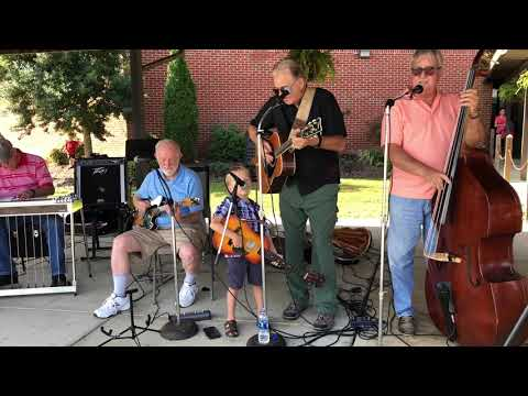 Video: John Pafford Band performance Oct. 4, 2018