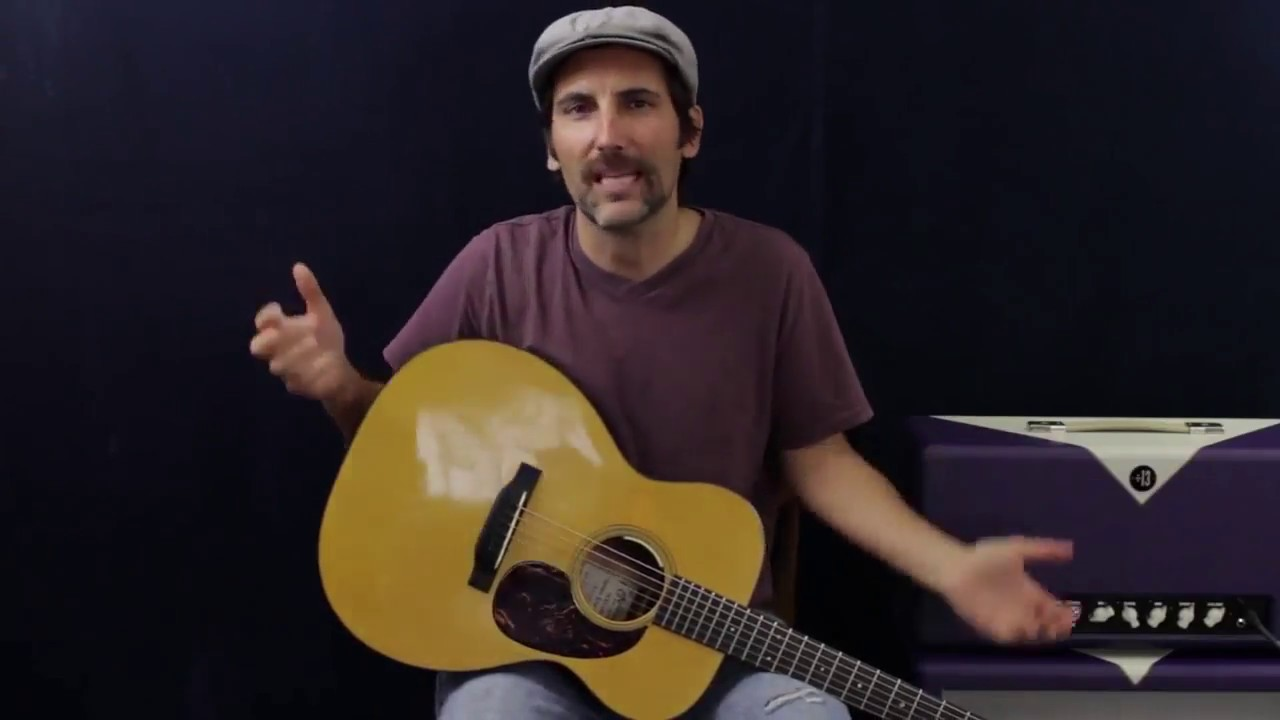 Acoustic Strumming Tips for older beginner Guitar players