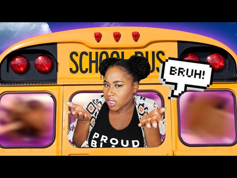 STORYTIME: ON THE BACK OF THE BUS!