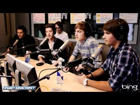 "Big Time Rush ""Boyfriend"" Acoustic"