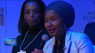 Davos World Economic Forum: Strategic Outlook: Africa