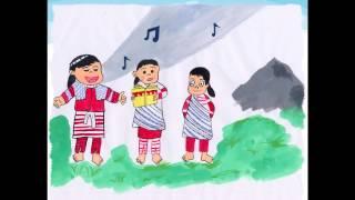 歌謠篇 賽考利克泰雅語 09qwas na hngzyang biru ke na Tayal 泰雅族語的符號
