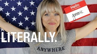 """Hi friends!In this video I talk about something I've thought about for a loooooong time (I wasn't the first to notice it and I definitely won't be the last), and that bothers me a bit. Why doesn't the USA have a more original name? This has caused confusion, frustration, and MANY misunderstandings. Because of this I think it's really important to clear some things up, and share a few different points of view surrounding the topic in order to open up the conversation. Hopefully we can all share our thoughts and opinions respectfully! Remember that at the end of the day, even if what we notice the most are our """"differences"""", we actually have way more similarities. And what really matters is that WE ARE ALL HUMAN. Thanks for watching, let me know what you think of the video!Love you guys!- HollyWatch this video in SPANISH: https://www.youtube.com/watch?v=1_q1Coc7SjYLET'S CONNECT!WEBSITE: http://www.superholly.comInstagram: http://instagram.com/hollyradioTwitter: https://twitter.com/hollyradioFacebook: https://www.facebook.com/yosoyhollyBLOG: http://www.superholly.comFAQ SUPERHOLLYWhat's my channel about?http://bit.ly/2prbxgxHow often do I upload?http://bit.ly/2on2mcEWhy don't I name my subscribers?http://bit.ly/2oiBCKOHow long will I be doing YouTube?http://bit.ly/2nVNPsNHow did I learn Spanish?http://bit.ly/2paKA11"""