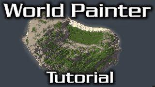 World Painter Tutorial - Little Island