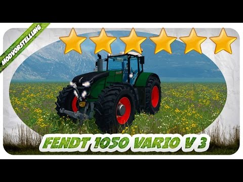 Fendt 1050 Vario v4.0