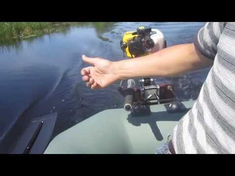 лодка для нахлыста компактная