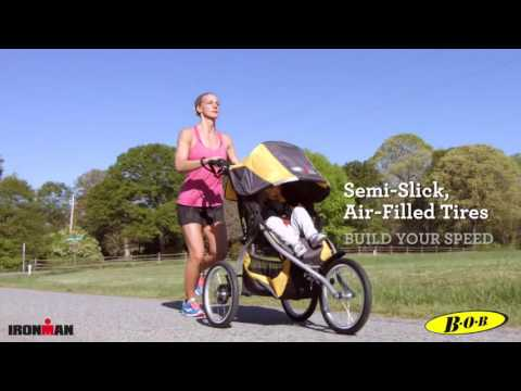 2016 BOB IRONMAN® Stroller - Features & Accessories